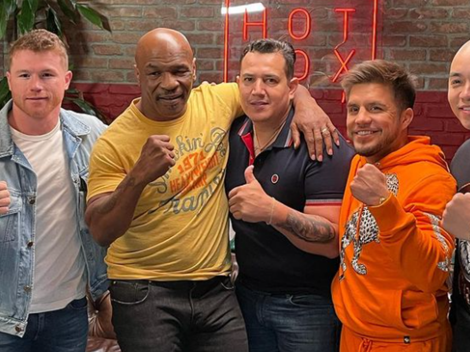 Mike Tyson retó a Canelo Álvarez: tres boxeadores con los que le exige pelear