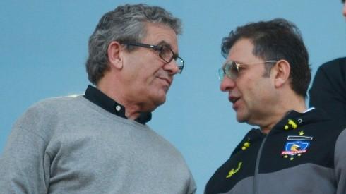 Vial y Mosa rematan el 75% de Colo Colo.