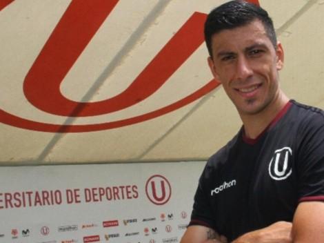 """""""Es el objetivo"""": Federico Alonso se ilusiona con la 27 para Universitario"""