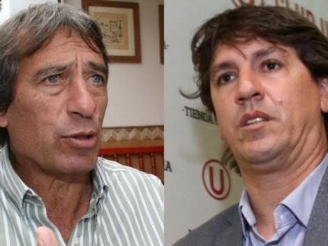 """Germán Leguía a Jean Ferrari: """"Yo no hago campaña con camiseta de la U"""""""