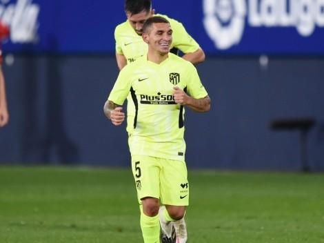 El papá de Torreira reveló que dos clubes lo llamaron para incorporar a Lucas