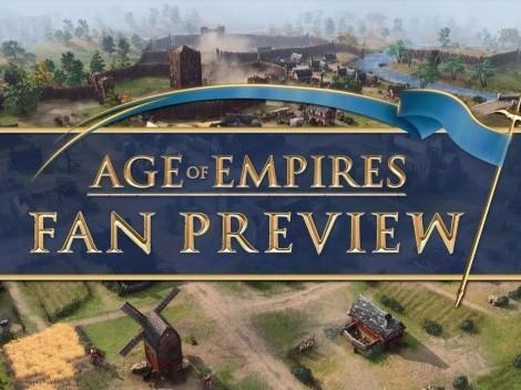 """Fecha y Hora para el evento """"Fan Preview"""" de Age of Empires"""