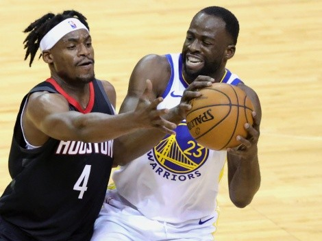 Houston Rockets travel to San Francisco to face the Golden State Warriors