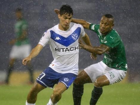 La oferta que recibió Galdames para renovar su contrato con Vélez