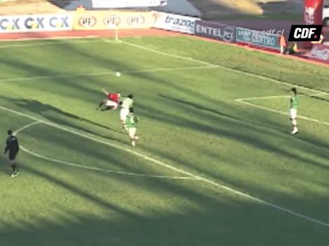 ¿Cuál es el mejor gol de chilena en la historia del fútbol chileno?