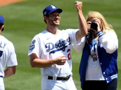 Así recibió Los Angeles Dodgers sus anillos de campeón en Serie Mundial 2020