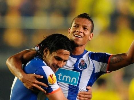 No se quedó callado: Radamel Falcao también salió a defender a Fredy Guarín