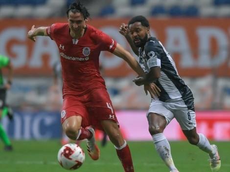Toluca receive Monterrey at the Estadio Nemesio Diez
