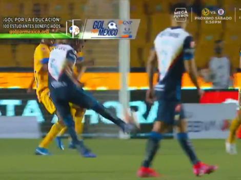 Lo queremos de candidato: Pedro Aquino anotó un nuevo golazo en la Liga MX