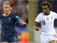 The USWNT come up against France in another April friendly
