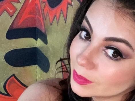¿Recuerdas a las edecanes del CMLL? Carolina Rodríguez platica con Bolavip México
