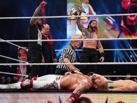 Esto fue lo que dejó Wrestlemania 2021 de WWE