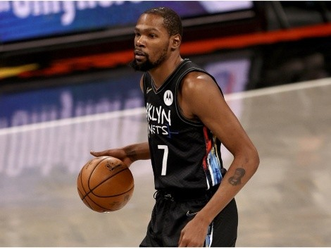 Kevin Durant explains why the Brooklyn Nets' Big 3 has been so dominant