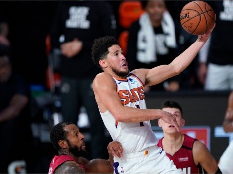 Suns and Heat clash in an exciting matchup
