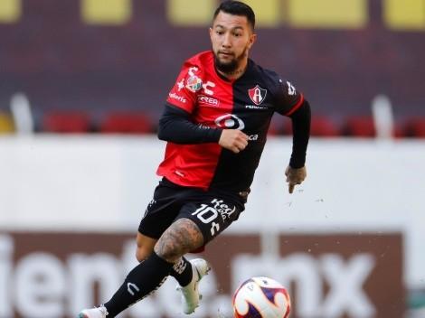 """""""Volví a la MLS porque Atlas no podía pagarme mi salario"""": Luciano Acosta"""