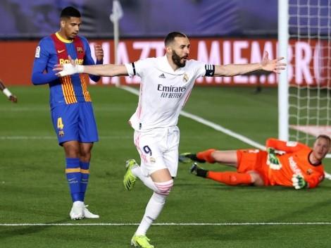 La Liga 2020/21 standings after Matchday 30