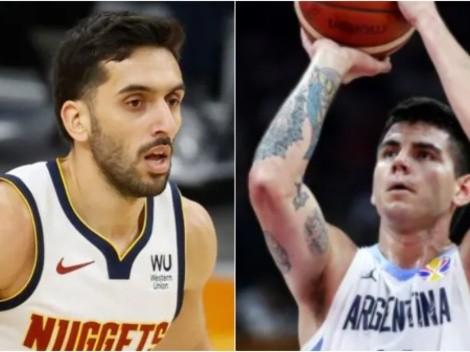 Oficial: Argentina suma uno más y tiene a dos jugadores en la NBA