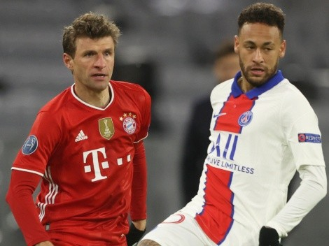 PSG host Bayern today in exciting UEFA Champions League match