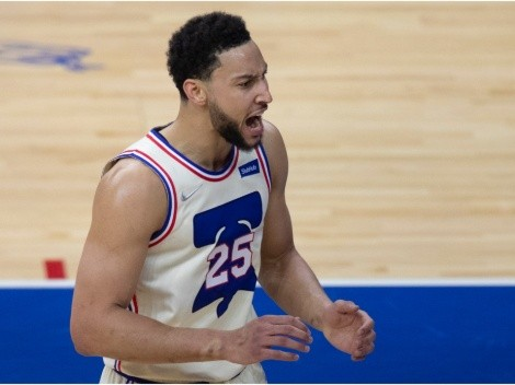 Ben Simmons explains why the Sixers will beat the Nets and Lakers to win the ring