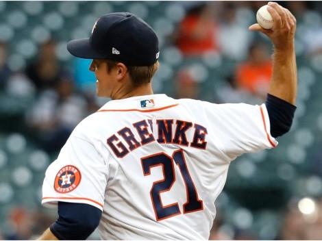 Zack Greinke protagonizó el pitcheo más lento de la MLB desde 2008