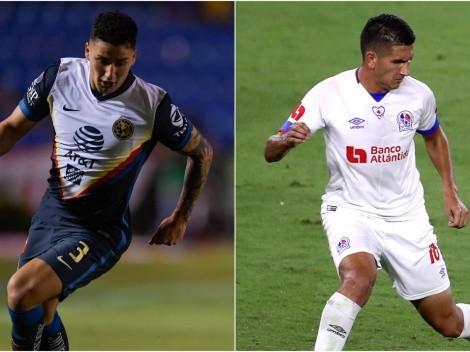 América host Olimpia at Estadio Azteca seeking Concachampions quarter-finals