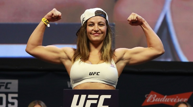 Ufc fighters womens Ranking the