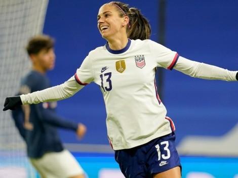 Selección Femenina de Estados Unidos llega a Tokio 2020 de manera invicta