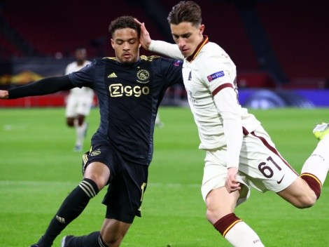 Roma host Ajax in the second leg of the UCL Quarter-Finals