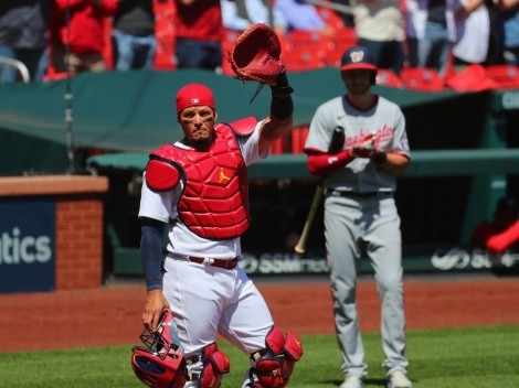 Yadier Molina hace historia con un hito inédito en la MLB