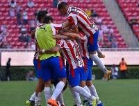 Necaxa visoreó a tres jugadores de Chivas para cobrarse la deuda