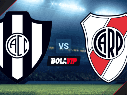 Central Córdoba vs. River ver partido en directo hoy por la Copa de la Liga