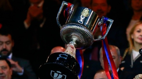 The Copa del Rey is the oldest competition in Spanish soccer (Getty).