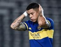 Olé: Rojo se cortó solo por su lesión y generó mucha bronca en el mundo Boca