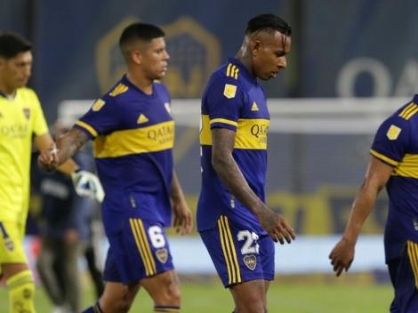 Twitter: los hinchas de Boca explotaron tras enterarse qué jugadores sumaron más minutos