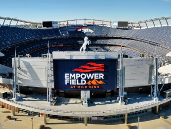 Empower Field de Denver, Colorado