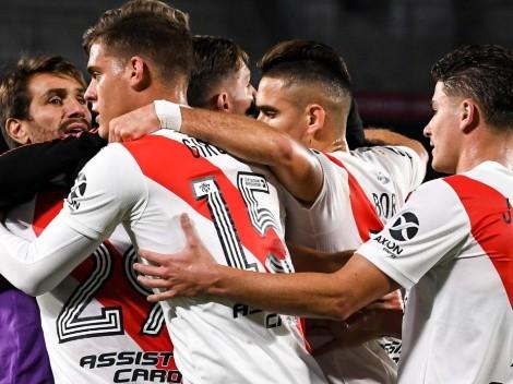 River Plate visit Central Cordoba in the Argentine Copa de la Liga Profesional