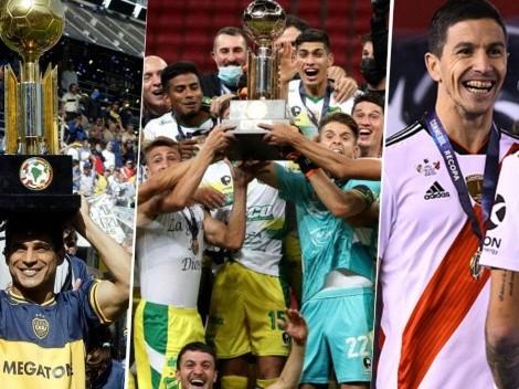 ¿Cuándo fue la última vez que tu equipo ganó un título internacional?
