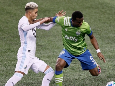 Seattle Sounders begin their new MLS campaign hosting Minnesota United today