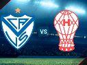 Vélez vs. Huracán por la Copa de la Liga Profesional