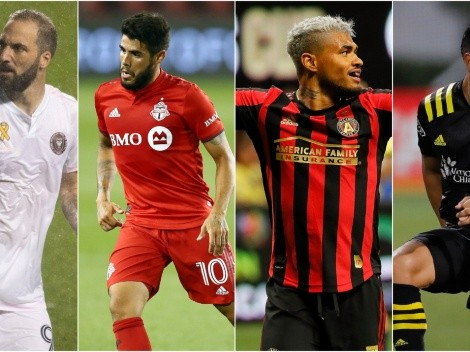 The 11 MLS players with the highest market value in 2021