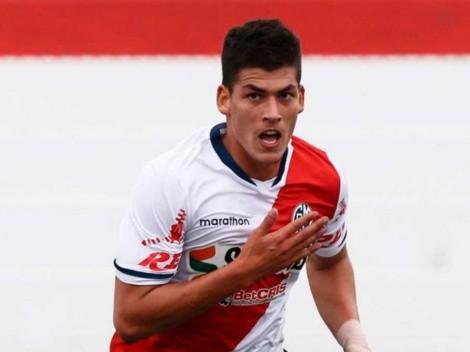 Cuelga los botines: Iván Bulos anunció su retiro del fútbol a los 27 años