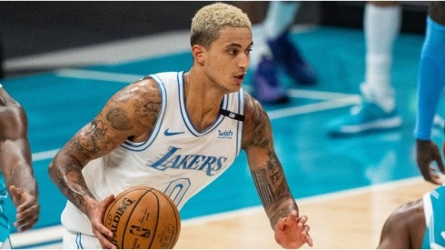 Kyle Kuzma takes a massive shot at Andre Drummond's former coaches