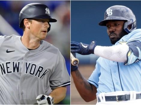 Rays and Yankees meet again at Yankee Stadium