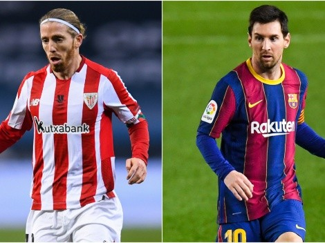 Barcelona and Athletic Club clash for the trophy in Copa del Rey Final