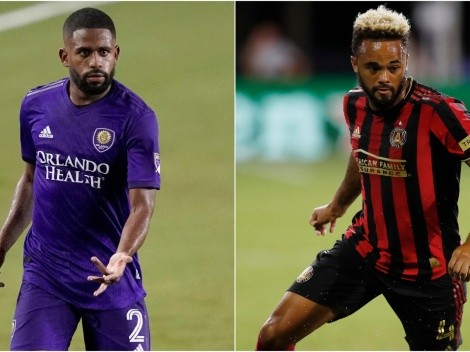 Orlando City SC clash with Atlanta United in the opening round of the new 2021 MLS season