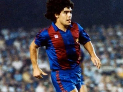 The brawl between Barcelona and Athletic Club in 1984 that involved Maradona