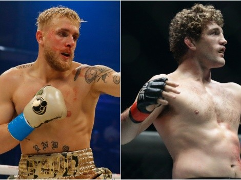 Jake Paul takes on Ben Askren in his third fight in professional boxing