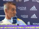 Cascini le pegó a los anti Boca con las posibles llegadas de Cavani y Torreira