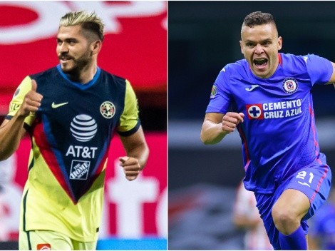 América and Cruz Azul clash in highly-expected Clasico Joven