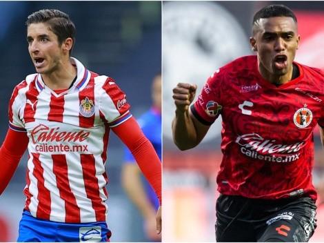 Chivas and Tijuana face off aiming recovery in Liga MX 2021